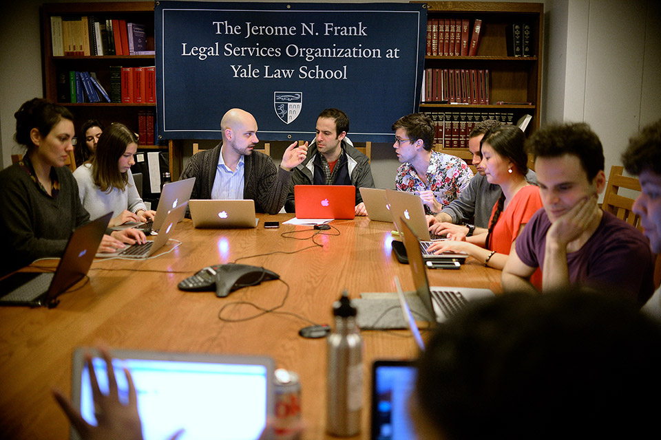 YLS Clinic Challenges Trump's Order Banning Refugees From Entering the U.S.