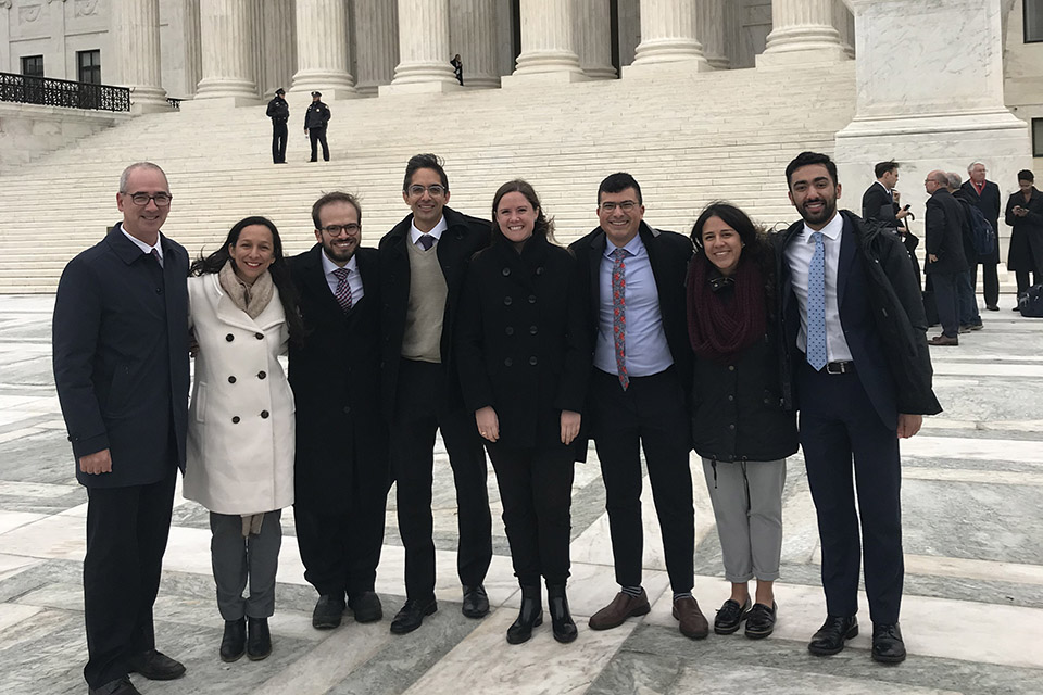 WIRAC Heads to Supreme Court in Suit Defending DACA
