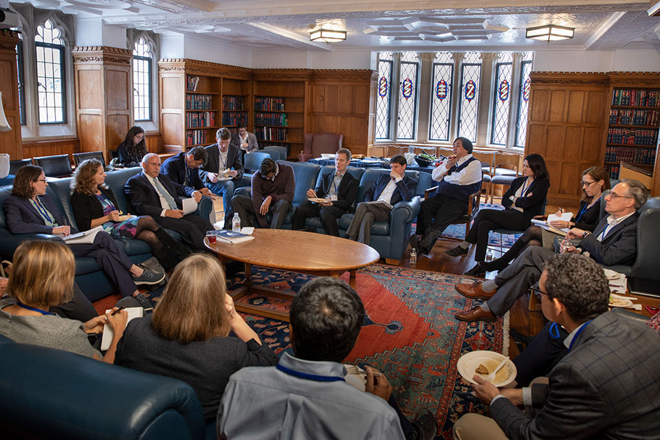 Yale-Duke Roundtable Held on Congress's Authority over Foreign Affairs