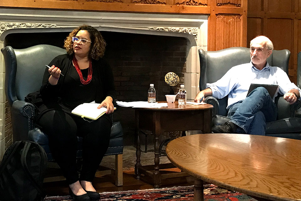 "Yarimar Bonilla ""Lifts the Veil"" on U.S.-Puerto Rico Relationship"