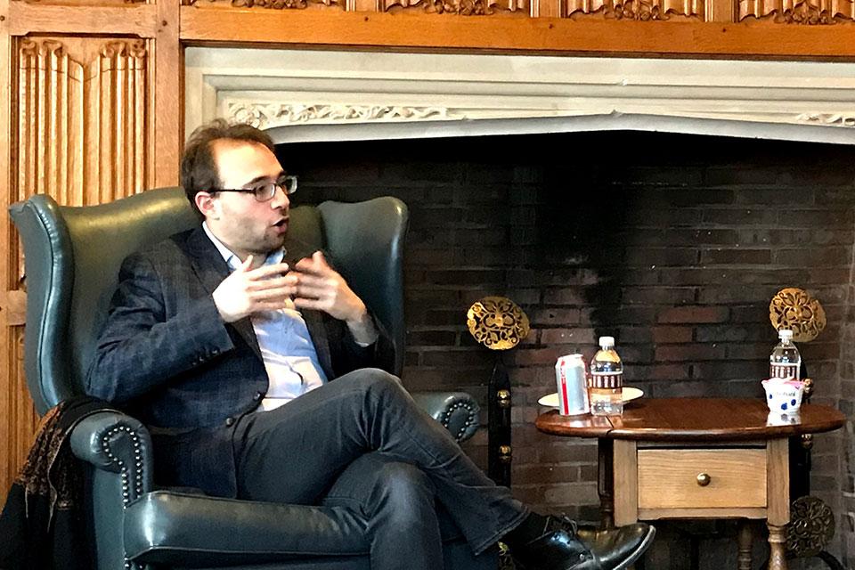 Yascha Mounk Explains the Threat of Populism