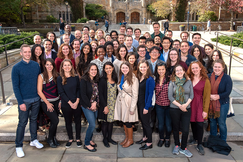Yale Law School Welcomes Alumni for Reunion 2018