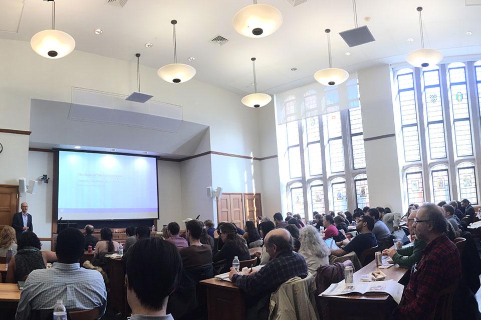 Solomon Center Hosts Dr. Ezekiel Emanuel on the Future of Virtual Medicine