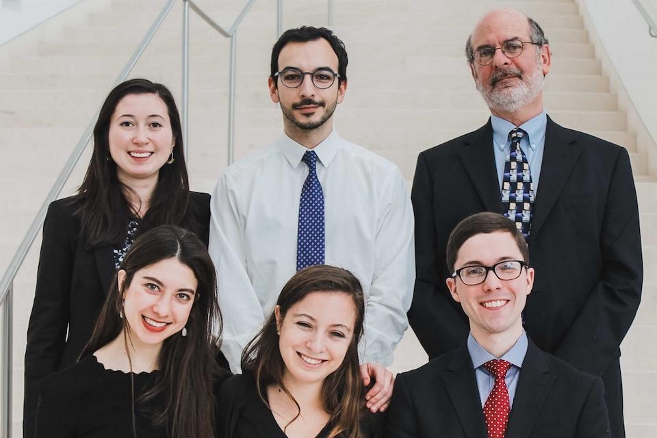 Students Delve Into International Law at Salzburg Cutler Fellows Program